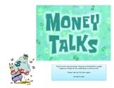 Money Talks Math Reference Sheets