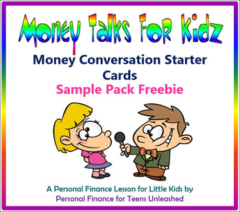 Personal Finance Conversation Starters for Little Kids (Financial Literacy)