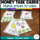 Money Task Cards 1--Groceries (Special Education-Coins to $1)
