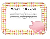 Money Task Cards (51 cents to 75 cents)