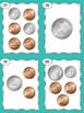 Money Task Cards - Counting Coins Bundle
