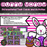 Spring Activities - Money Task Cards - Easter Math Activities