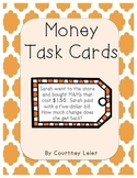 Money Task Cards - Math Center