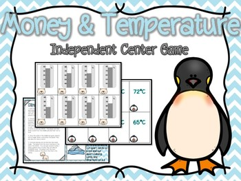 Money & Temperature Independent Center Game #4