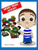 Money Terms Activity