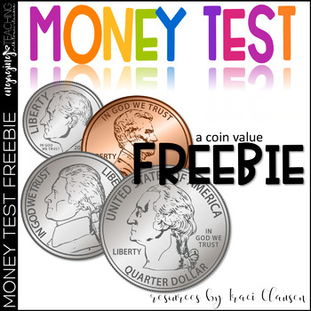 photograph relating to Printable Coin Checklist referred to as Cost-free Economical Try out- Coin Counting and Incorporating Train