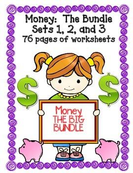 Money:  Counting Money Bundle