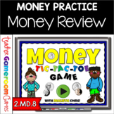 Money Tic-Tac-Toe Powerpoint Game