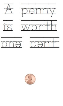 Money Tracing Book