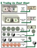 Money Trading Up Chart