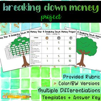 Money Tree: A Breaking Down Money Project