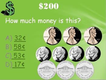 Money Trivia Game Fun Stuff!