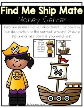 Money Centers - Pirate Theme