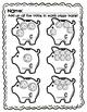 Kindergarten Money Unit - Coins and The Dollar Bill
