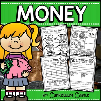 Money Unit {U.S. Coins and Dollars}