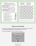 Money Unit - Worksheet for Alexander Who Used To Be Rich O