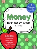 Money Unit for 1st and 2nd Grade