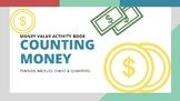 Money Value Activity Book, U.S. Coins