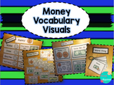 Money Vocabulary Visuals!