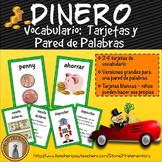Money Vocabulary (Spanish version)