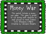 Money War Math Game