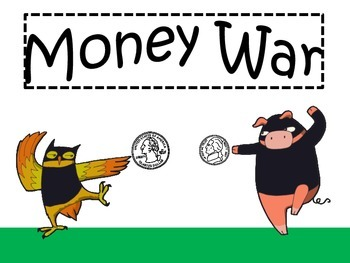 Money War: Practicing and Comparing Coins