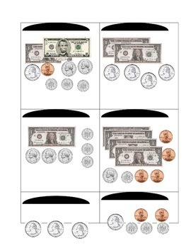 Money War Printable Game