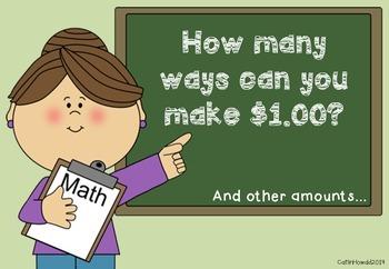 Money - Ways to make a dollar