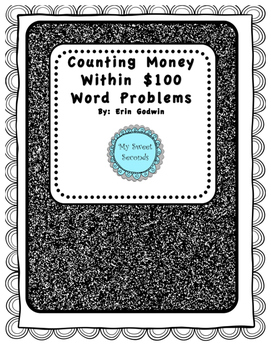 Money Within $100 Word Problems