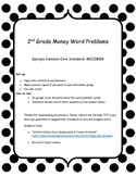 Money Word Problem Cards