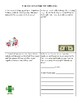 Money Word Problem Packet