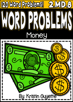 Money Word Problems: Up to $1.00 and $5.00