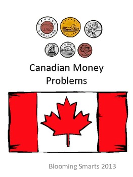 Money Word Problems for 3-Part Lessons
