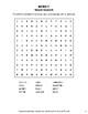 Money - Word Search Puzzle, Word Scramble,  Secret Code,  Crack the Code