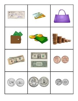 Money Words Flashcards