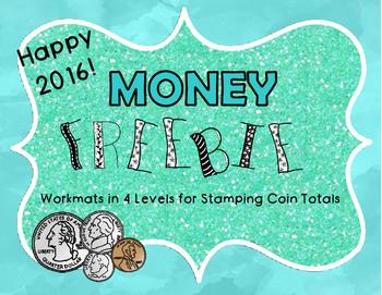 Money Workmats (Differentiated)
