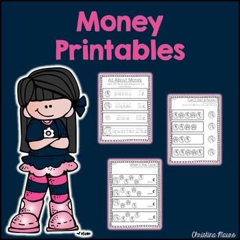 Money Printables