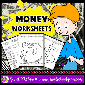 Money Activities (Money Worksheets)