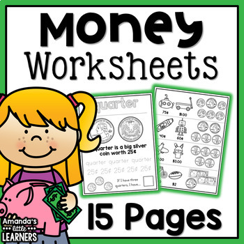 Money Worksheets
