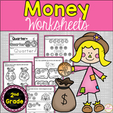 Money Worksheets- Coin