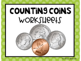 Money Worksheets - Growing Bundle
