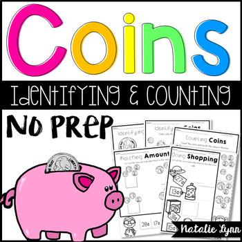 Money Worksheets: Coins