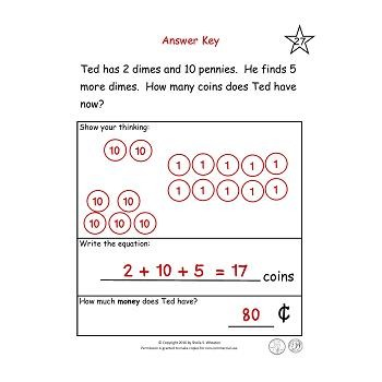 Money Worksheets - Providing Lots of Practice Counting Money!