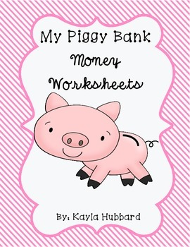 Money Worksheets for Independent Practice