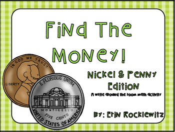Money Write the Room-Nickel & Penny Edition