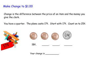 Money amounts SmartBoard file interactive 50 pages