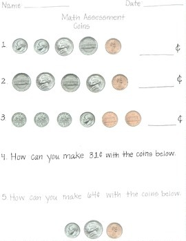 Money and Coin Combinations