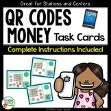 Coin Counting and Money Counting Task Card BUNDLE