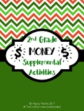 2nd Grade Money Activity Bundle
