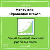 Money and Exponential Growth (slide deck)